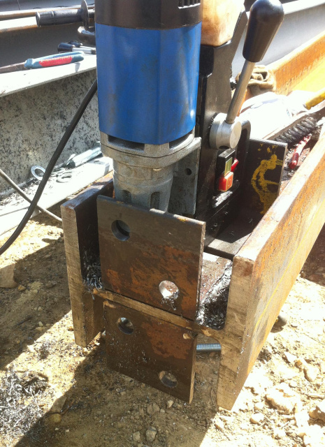 Onsite Mag Drill Services