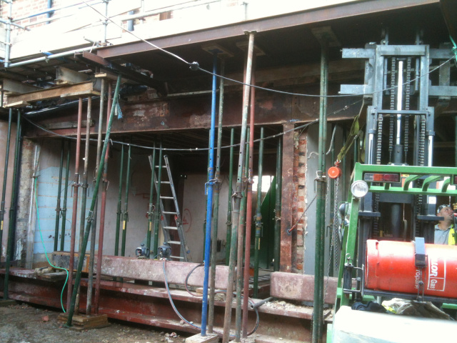 Onsite welding London